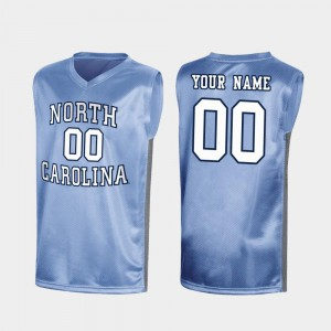 Men UNC Tar Heels #00 Royal March Madness Special College Basketball Customized Jersey 550990-314