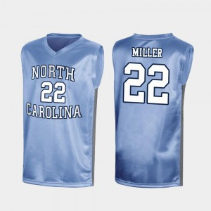 For Men UNC #22 Walker Miller Royal March Madness Special College Basketball Jersey 779279-702