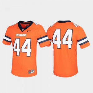 Mens Cuse #44 Orange Untouchable Game Jersey 118551-616