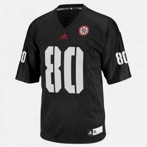 Youth Nebraska Cornhuskers #80 Kenny Bell Black College Football Jersey 312952-381