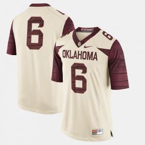oklahoma sooners jersey 6