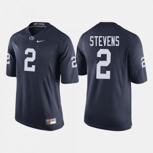 For Men PSU #2 Tommy Stevens Navy College Football Jersey 621760-281