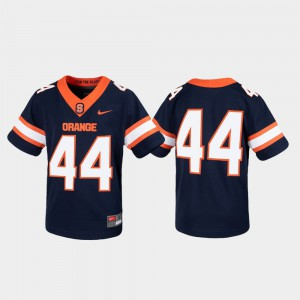 For Kids Syracuse #44 Navy Untouchable Game Jersey 674800-442